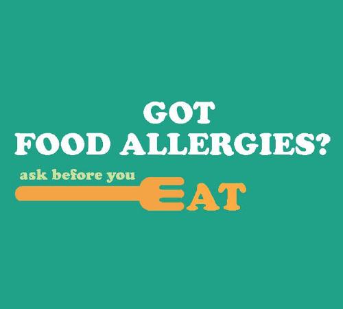 Allergen Legislation for the Caterer – 10 Things to do!